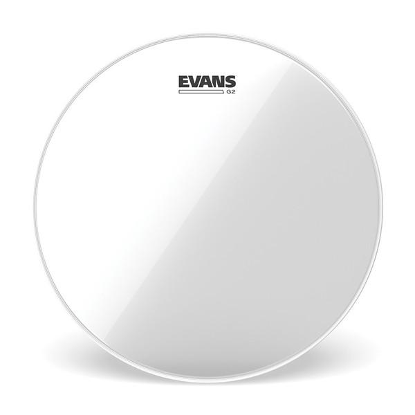 """EVANS Genera G2 Clear Drumhead 6"""""""
