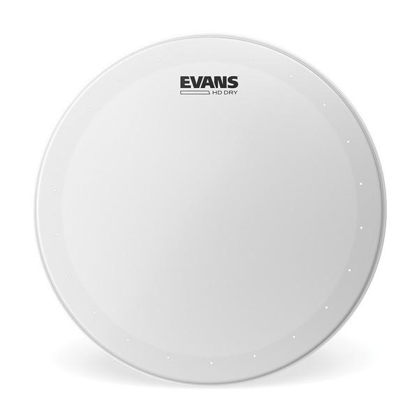 "EVANS Genera Head Duty HD Dry Coated Snare Head 12"""