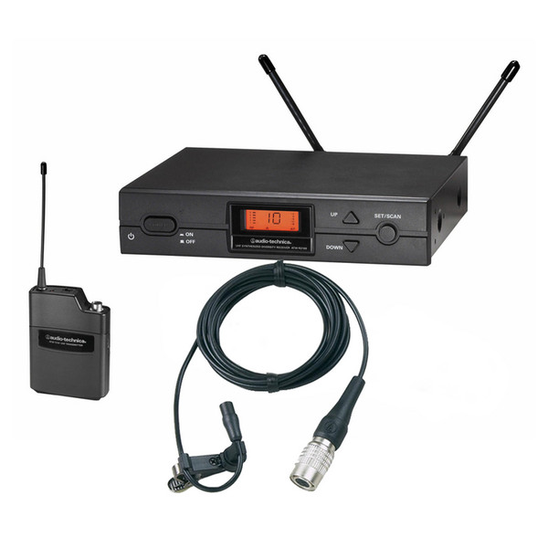 Audio Technica ATW-2110 F Band Lavalier Wireless System