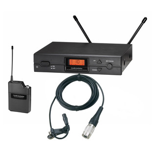 Audio Technica ATW-2110 E Band Lavalier Wireless System