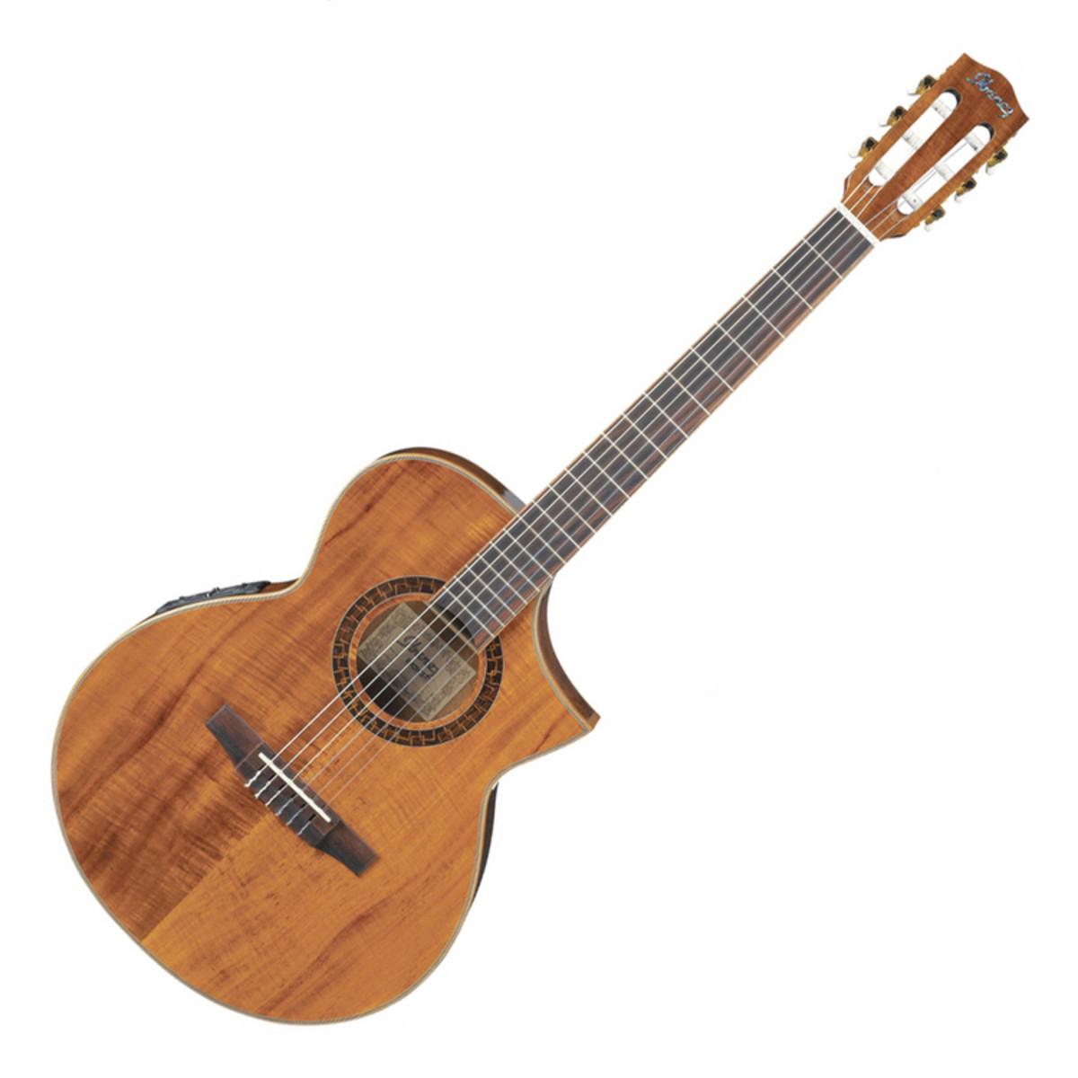 ibanez ewn28koe exotic wood electro acoustic guitar natural at gear4music. Black Bedroom Furniture Sets. Home Design Ideas
