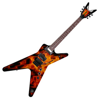 Dean Dime-O-Flame ML Electric Guitar