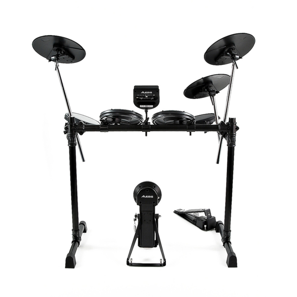 DISC Alesis DM6 USB Electronic Drum Kit + Amp Package Deal