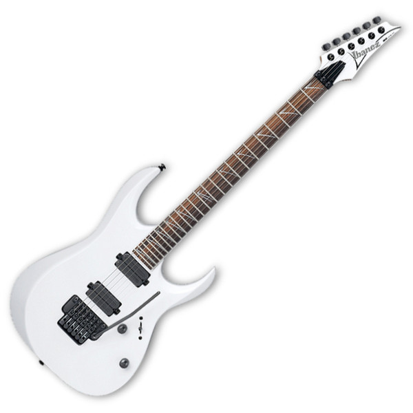 disc ibanez rgd320z electric guitar white at gear4music. Black Bedroom Furniture Sets. Home Design Ideas
