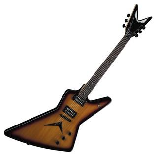 Dean Z X Electric Guitar, Trans Brazilia Burst