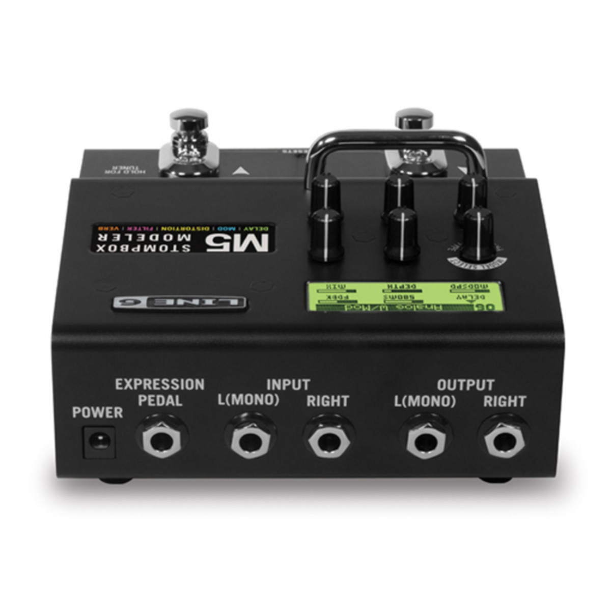 line 6 m5 stompbox modeler guitar multi effects pedal at gear4music. Black Bedroom Furniture Sets. Home Design Ideas