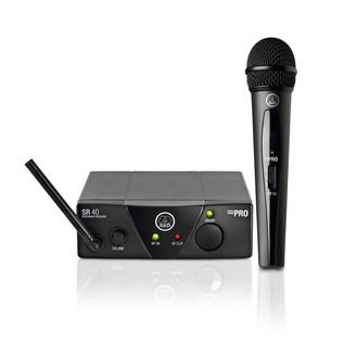 AKG WMS40 Mini Wireless Vocal Microphone Set ISM 1