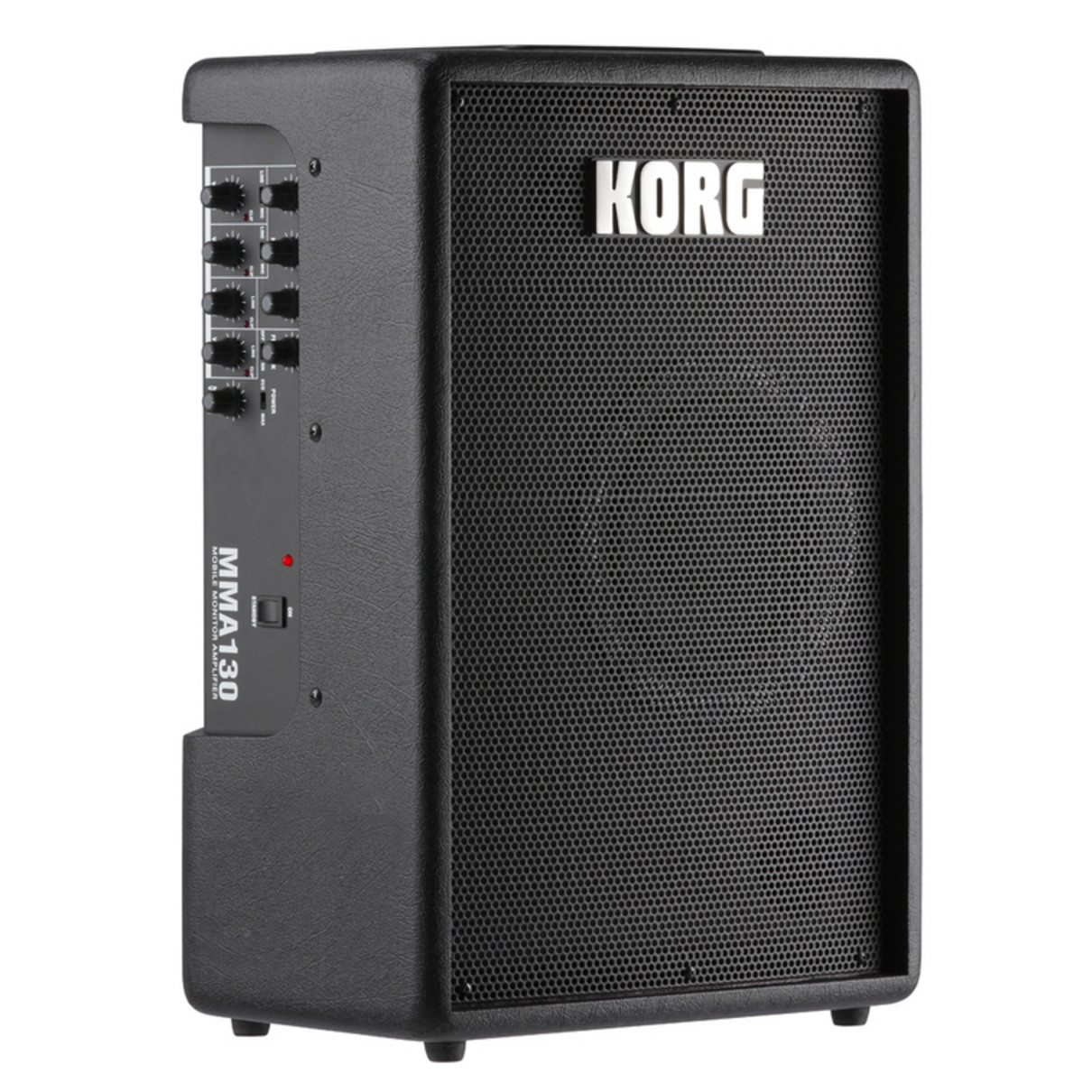 korg mma130 amplificateur moniteur mobile gear4music. Black Bedroom Furniture Sets. Home Design Ideas