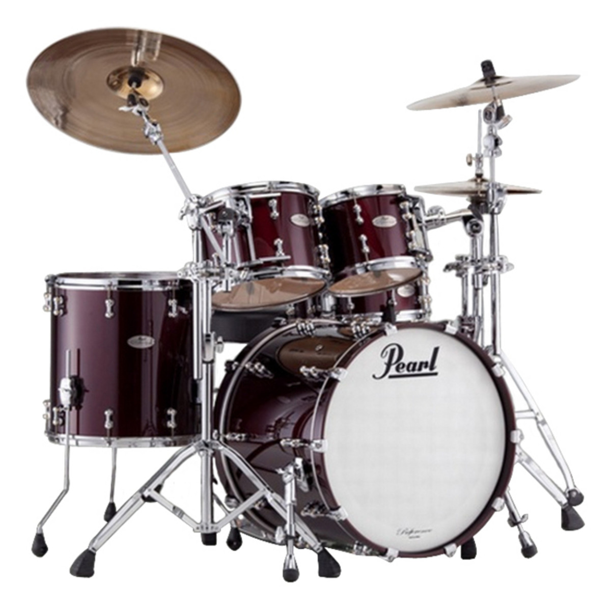 pearl reference pure drum kit at gear4music. Black Bedroom Furniture Sets. Home Design Ideas