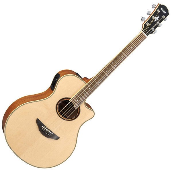 Yamaha APX700II Electro Acoustic Guitar, Natural