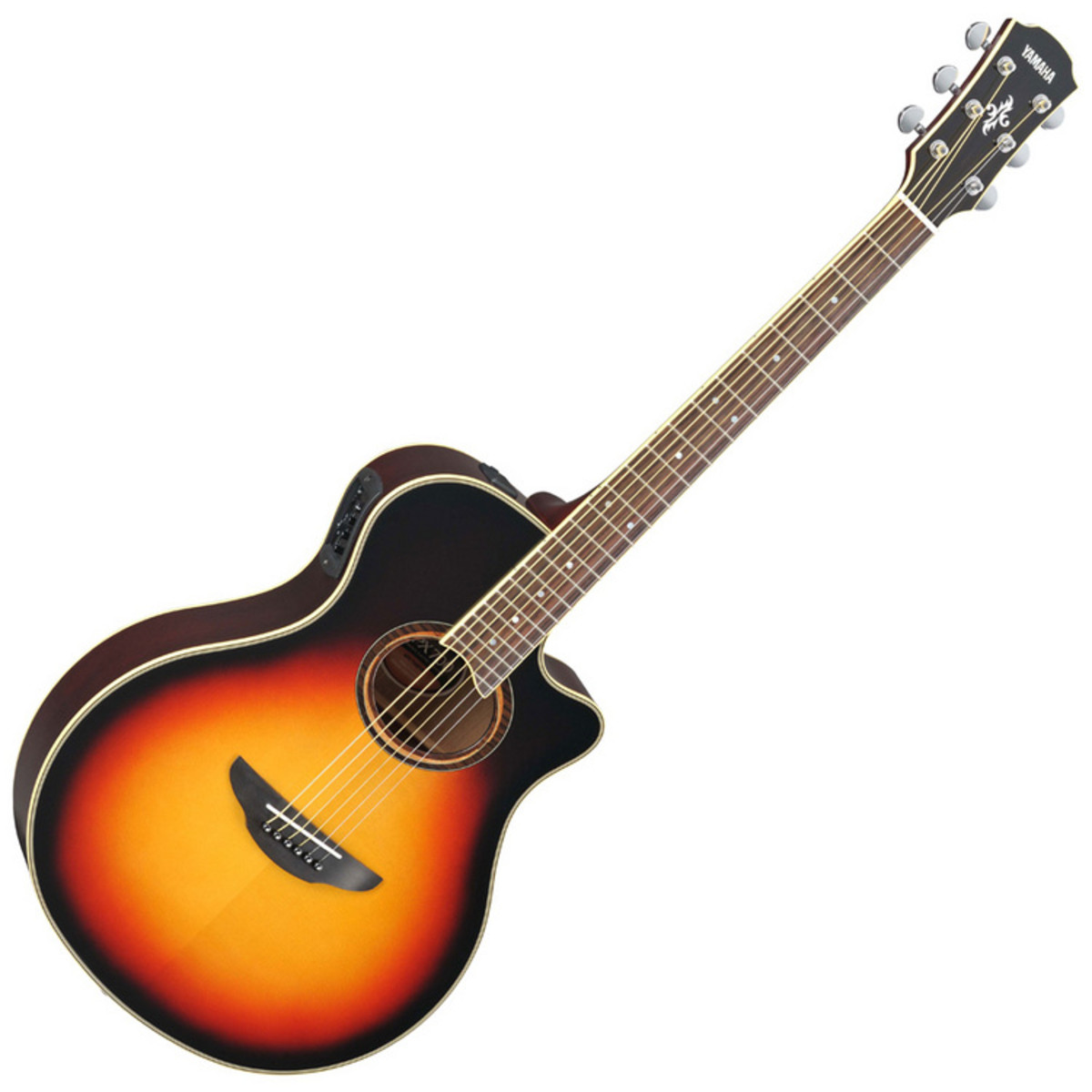 yamaha apx700ii guitare electro acoustique vintage. Black Bedroom Furniture Sets. Home Design Ideas