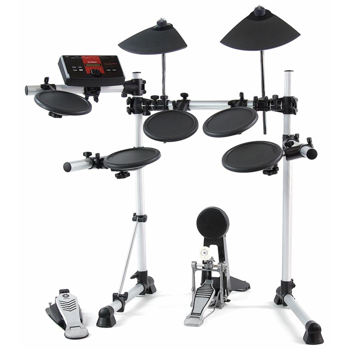 Yamaha dtxplorer electronic drum kit used at for Yamaha dtx pad set