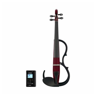 Yamaha SV150 Silent Violin, Wine Red