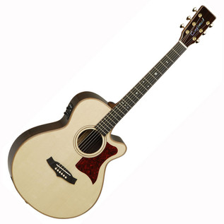 Tanglewood TW45 Heritage Folk Body Electro Acoustic Guitar