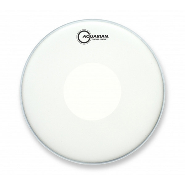 "Aquarian Texture Coated Power Dot 14"" Snare Batter"