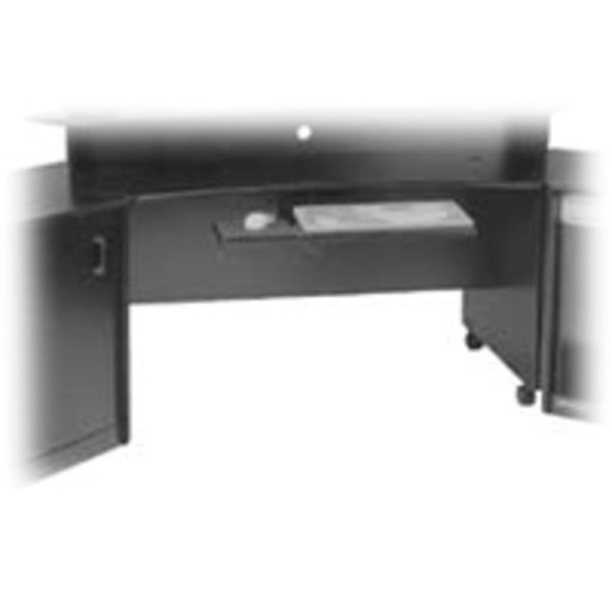 Omnirax Prod80 Av Editing Desk At Gear4music