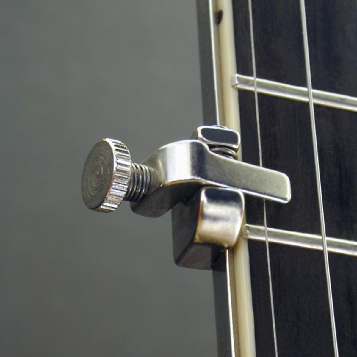 shubb fslb banjo long 5th string capo nickel plated at gear4music. Black Bedroom Furniture Sets. Home Design Ideas