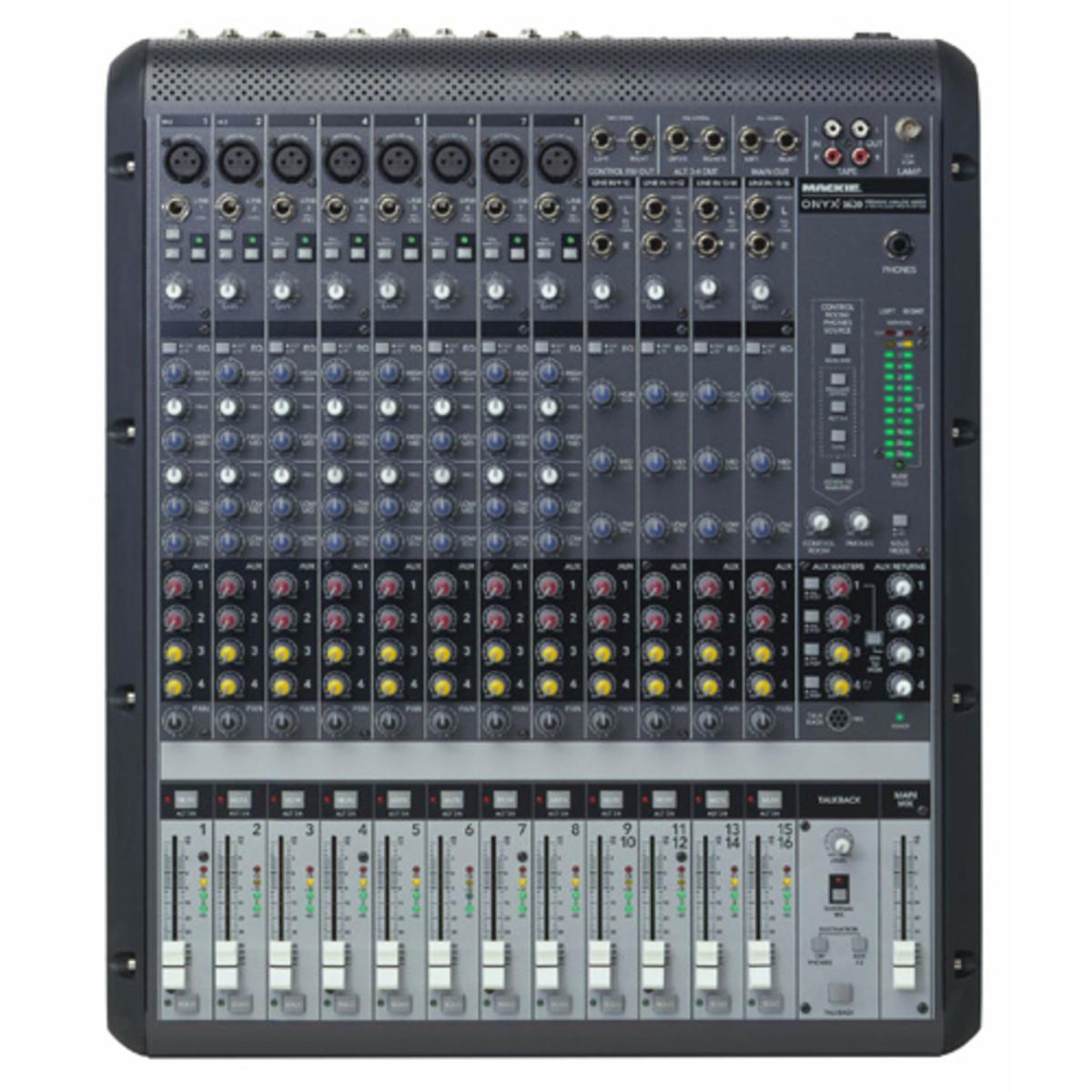 Mackie ONYX 1620 16 Channel Mixer