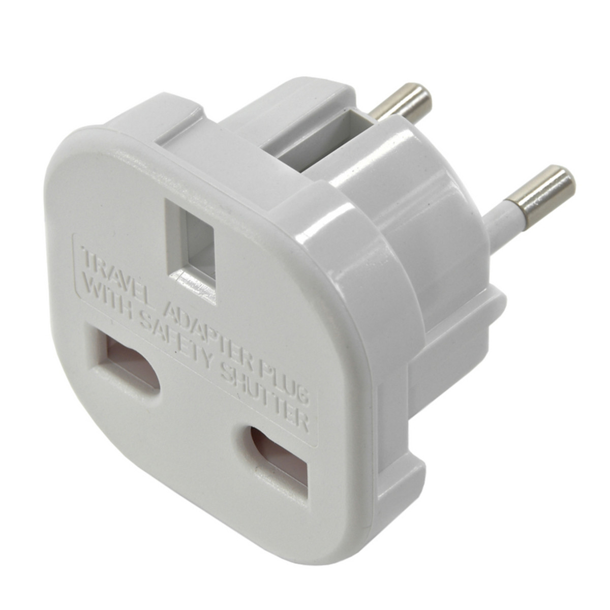 Uk Eu Power Adaptor By Gear4music At Gear4music