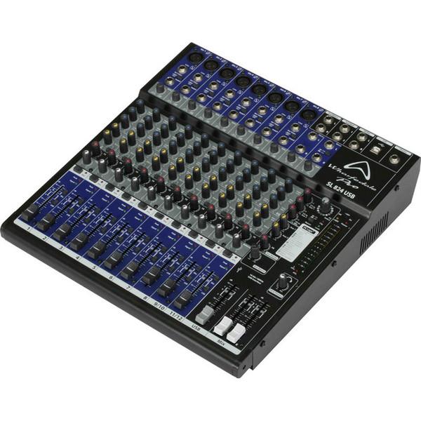 Wharfedale Pro SL824 USB Mixer