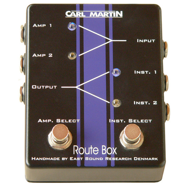 Carl Martin Route Box