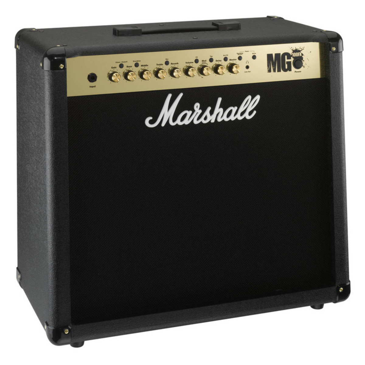marshall mg101fx 100w guitar combo amp with digital effects at gear4music. Black Bedroom Furniture Sets. Home Design Ideas