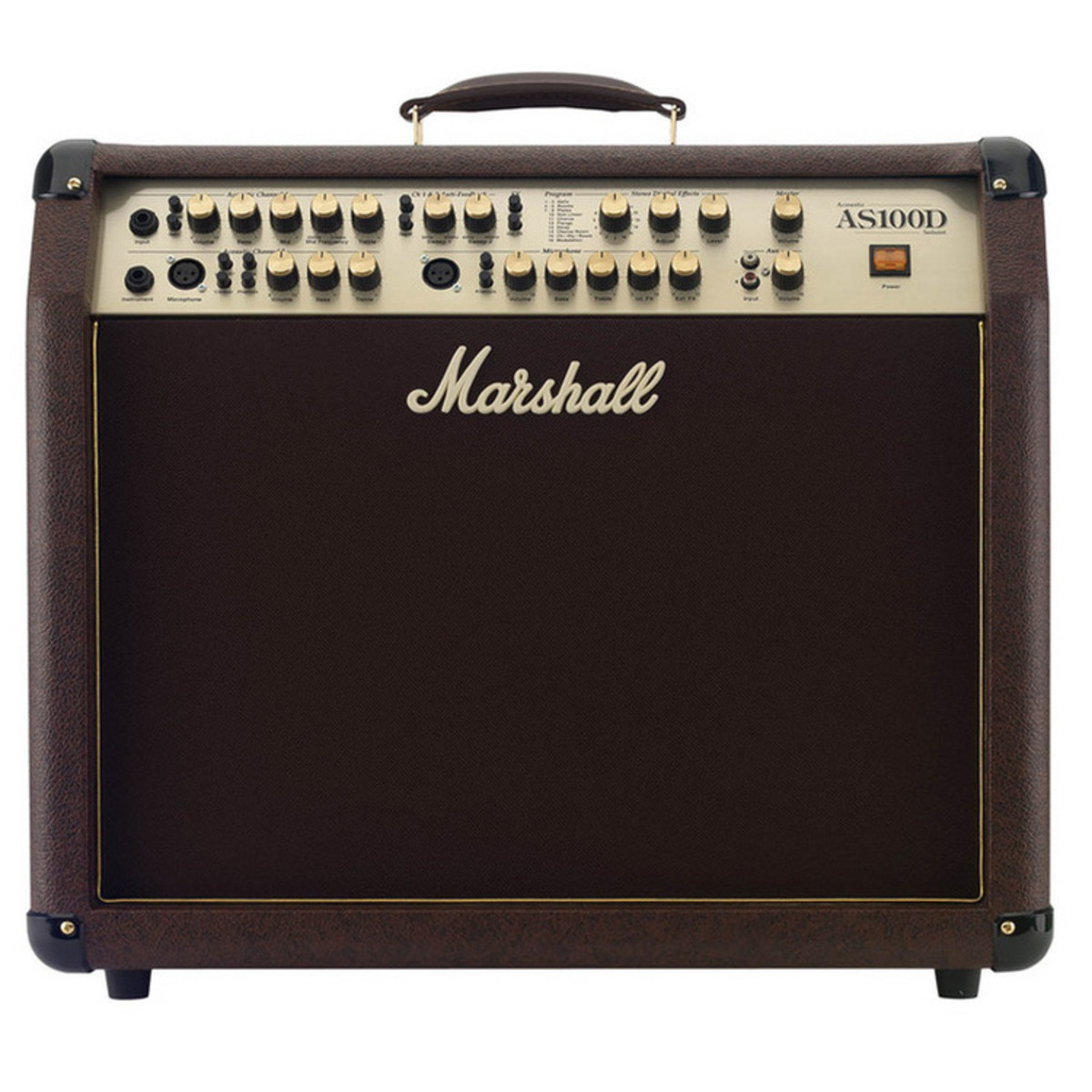 marshall as100d stereo acoustic combo with digital fx at gear4music. Black Bedroom Furniture Sets. Home Design Ideas