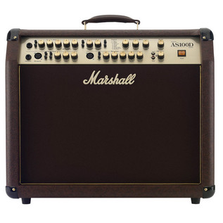 Marshall 50W + 50W Stereo Acoustic Combo with Digital Effects