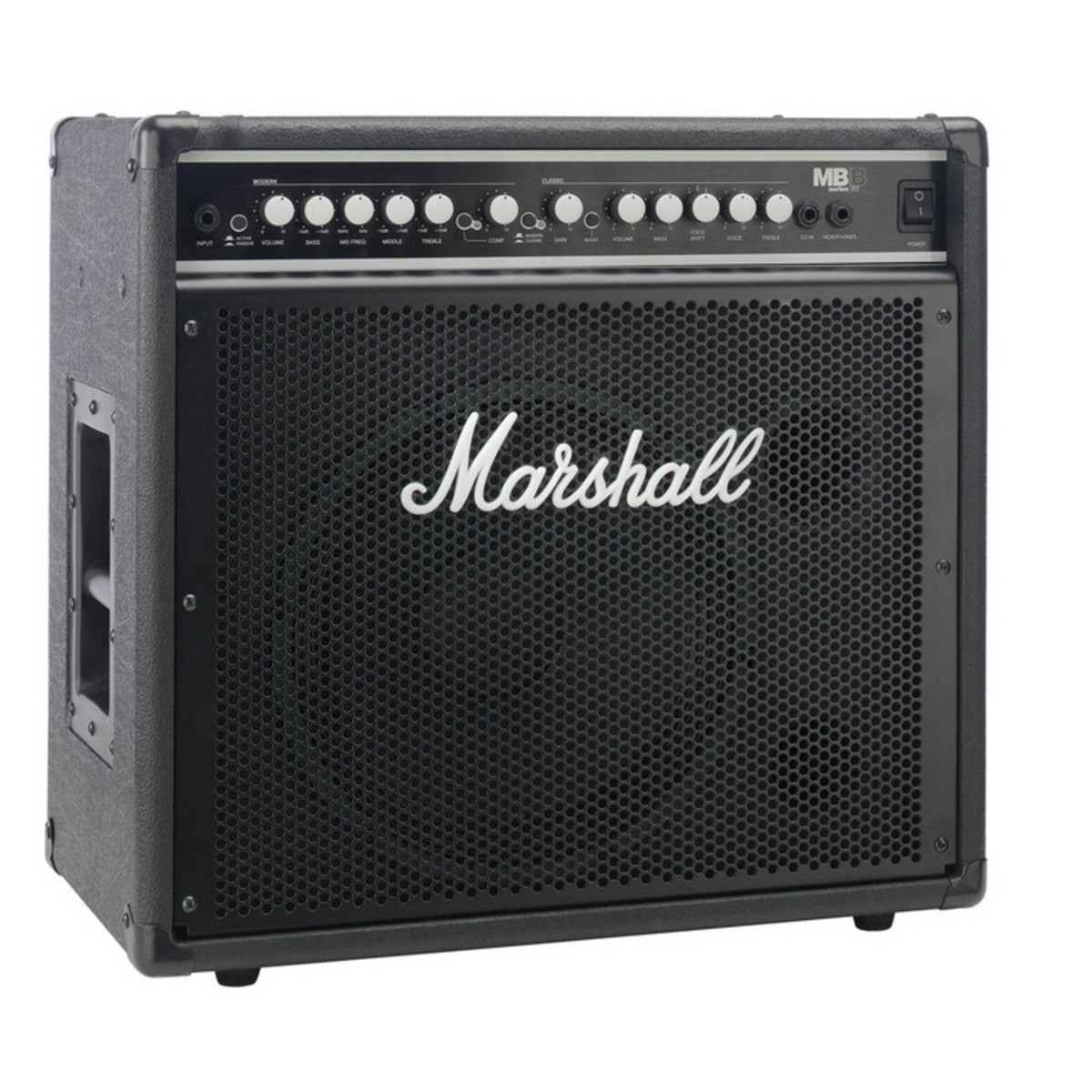 marshall mb60 60w 1x12 bass combo amp 2 channel at gear4music. Black Bedroom Furniture Sets. Home Design Ideas