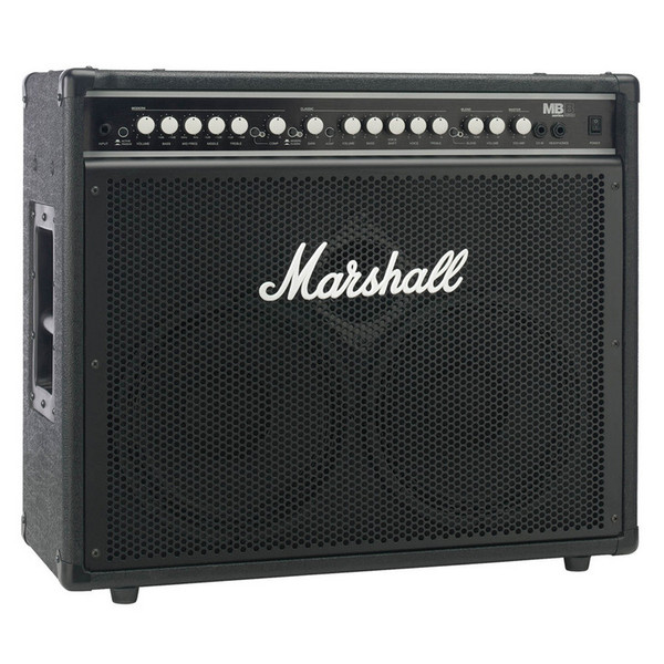 marshall mb4210 450w 2x10 bass combo amp 2 channel at gear4music. Black Bedroom Furniture Sets. Home Design Ideas