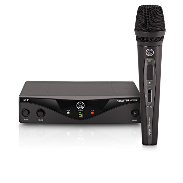 AKG Perception Wireless Vocal Set (ISM)