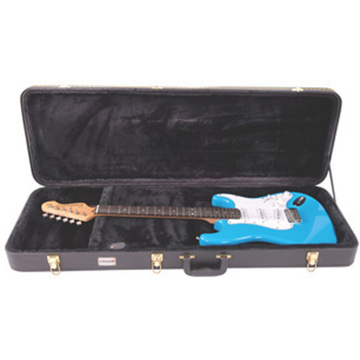 Click to view product details and reviews for Kinsman Ceg5 Electric Guitar Hard Case.