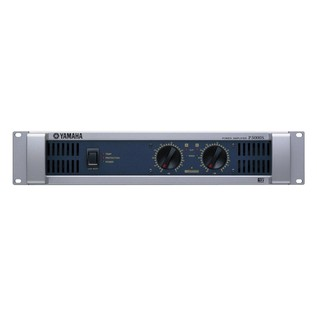 Yamaha P5000S Power Amplifier front