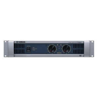 Yamaha P7000S Power Amplifier front