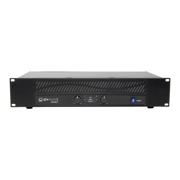 QTX QA400 400W Power Amp