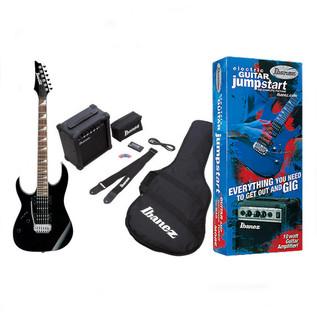 Ibanez GRX70 Jumpstart Left Hand Electric Guitar Pack
