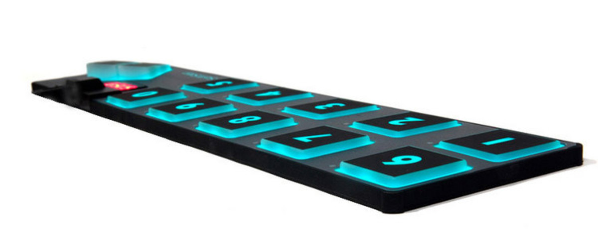 keith mcmillen softstep usb midi foot controller at gear4music. Black Bedroom Furniture Sets. Home Design Ideas