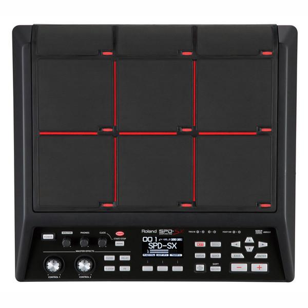 Roland SPD-SX Sampling Pad - top