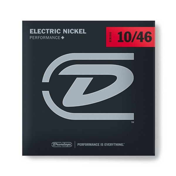 Dunlop Electric Guitar Strings, Nickel Wound, Medium 10-46