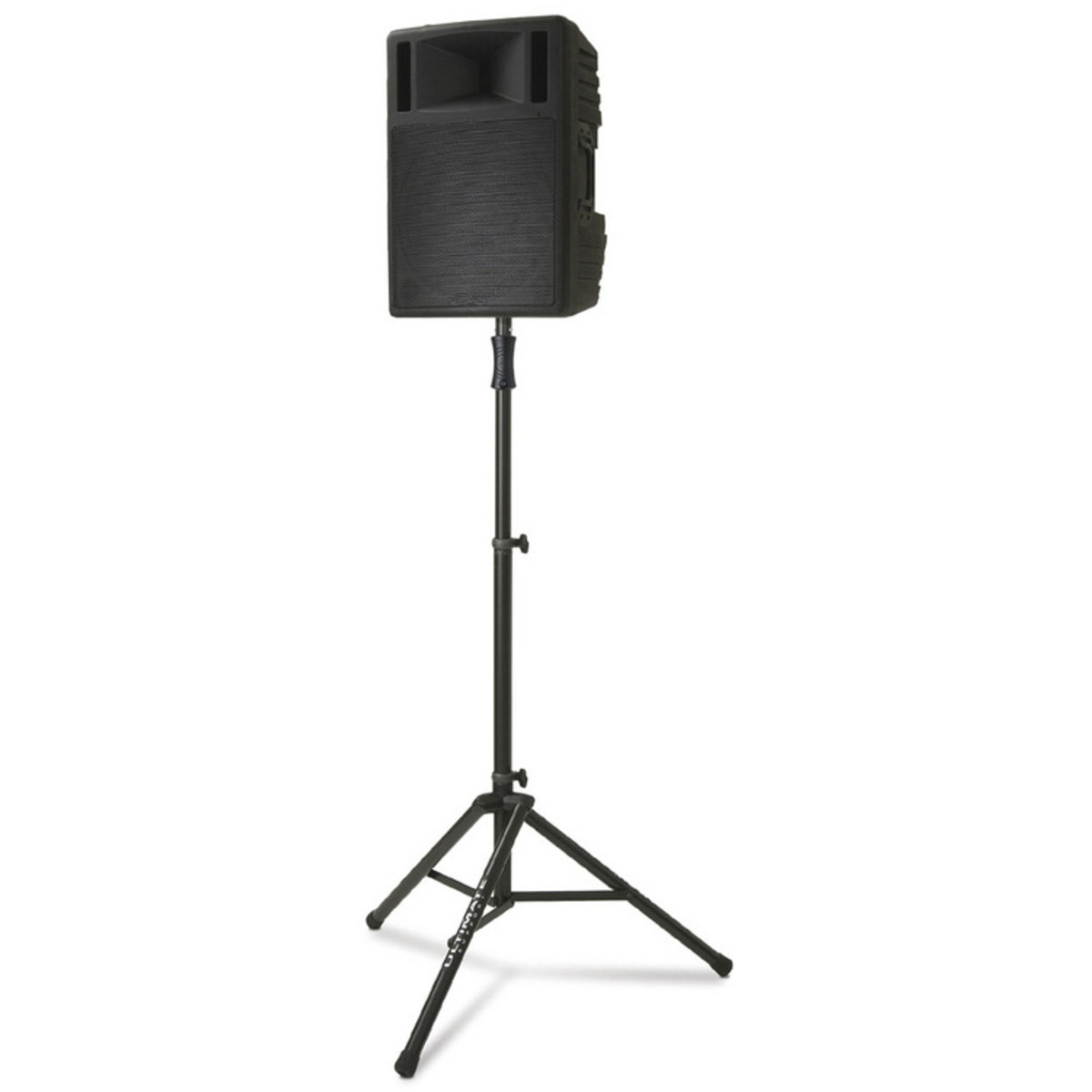 ultimate support ts100b hydraulic tripod speaker stand at gear4music. Black Bedroom Furniture Sets. Home Design Ideas