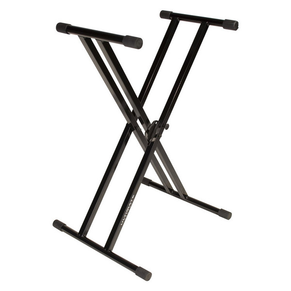 Ultimate Support IQ2000 Double X Braced Keyboard Stand