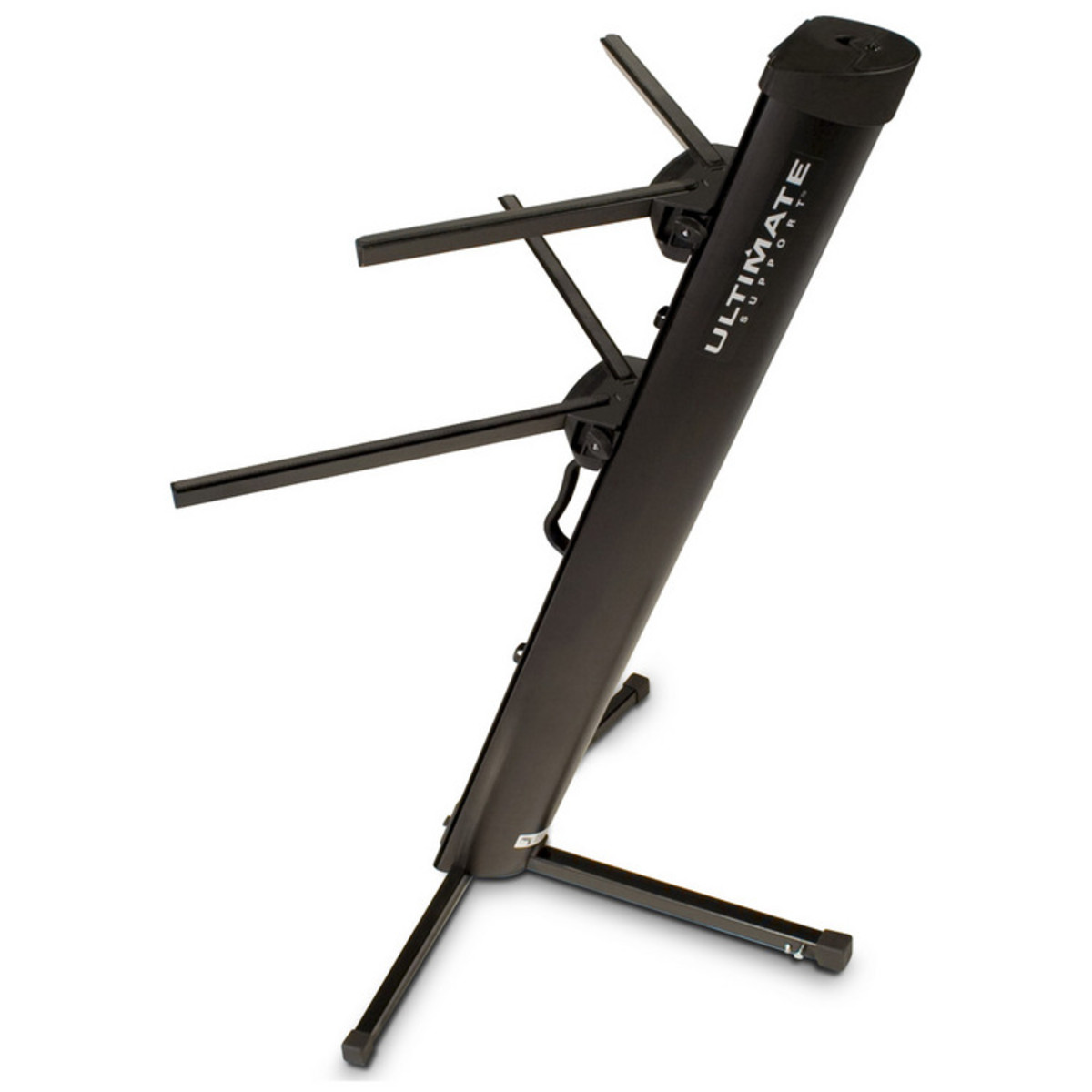 Ultimate Support Ax48pro Two Tier Column Keyboard Stand At