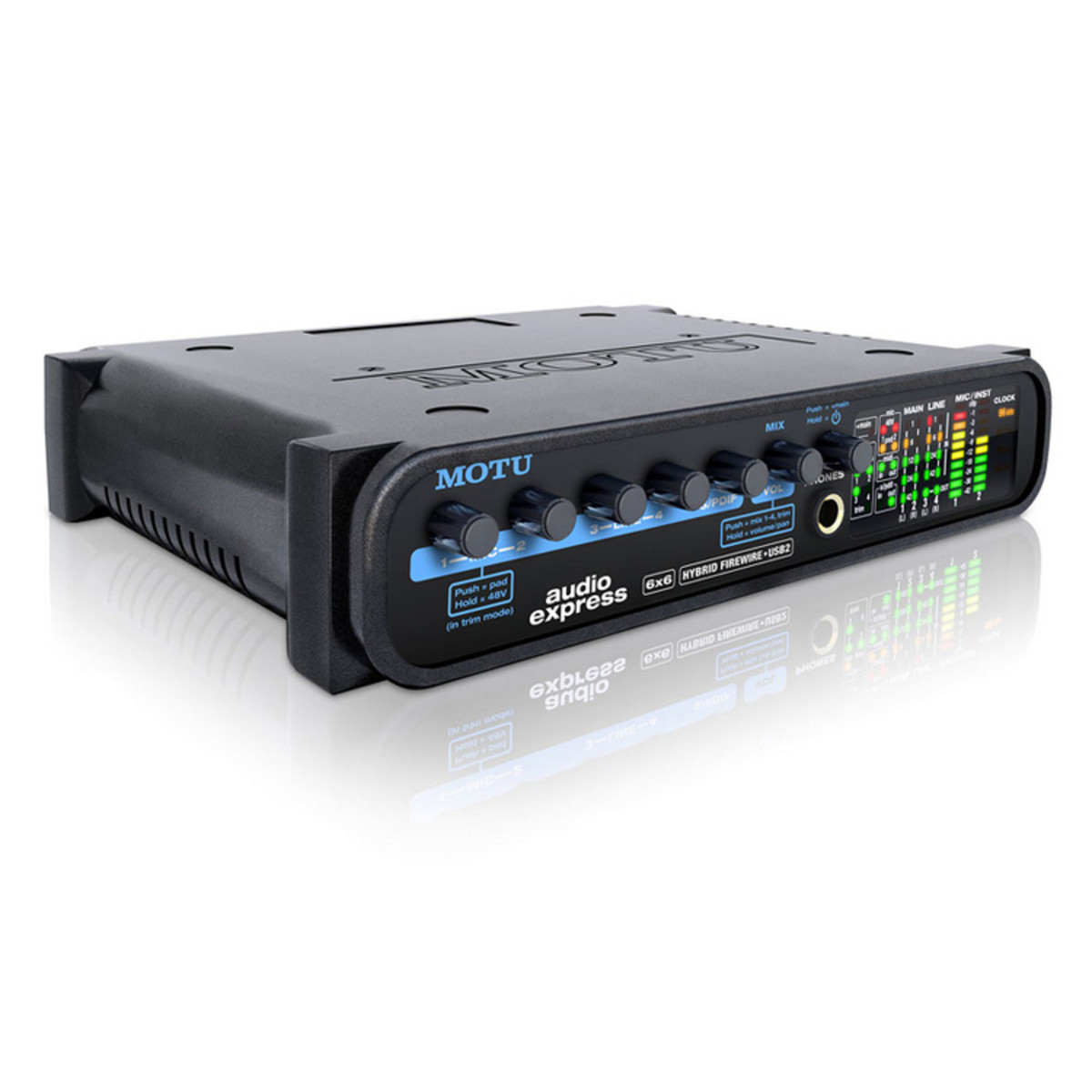 Click to view product details and reviews for Motu Audio Express Firewire Usb Hybrid Audio Interface.