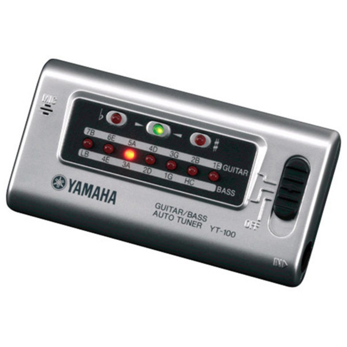 Click to view product details and reviews for Yamaha Yt 100 Guitar And Bass Tuner.