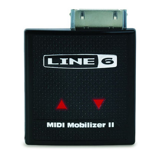 Line 6 MIDI Mobilizer II for iPhone 4 and iPad unit only