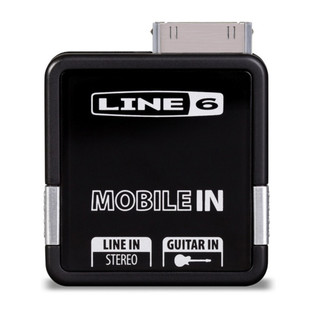 Line 6 Mobile In for iPhone 4 and iPad unit only