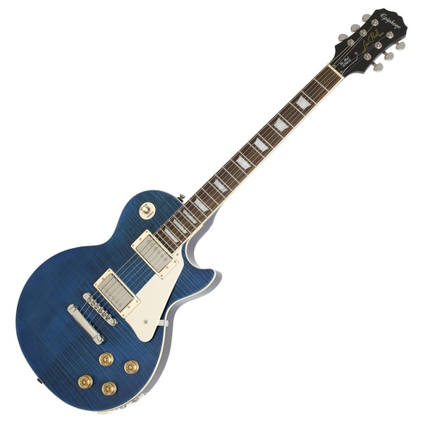Epiphone Les Paul Ultra III Electric Guitar, Midnight Sapphire