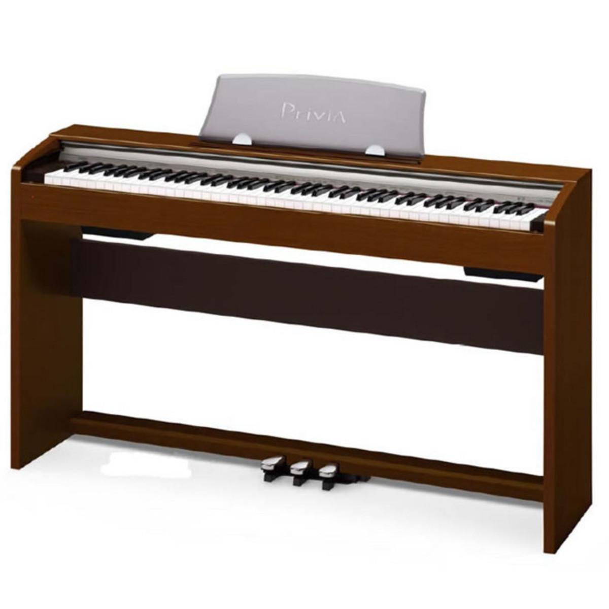 Casio privia px 730 pianoforte digitale cherry ex demo for 730 precompilato accedi
