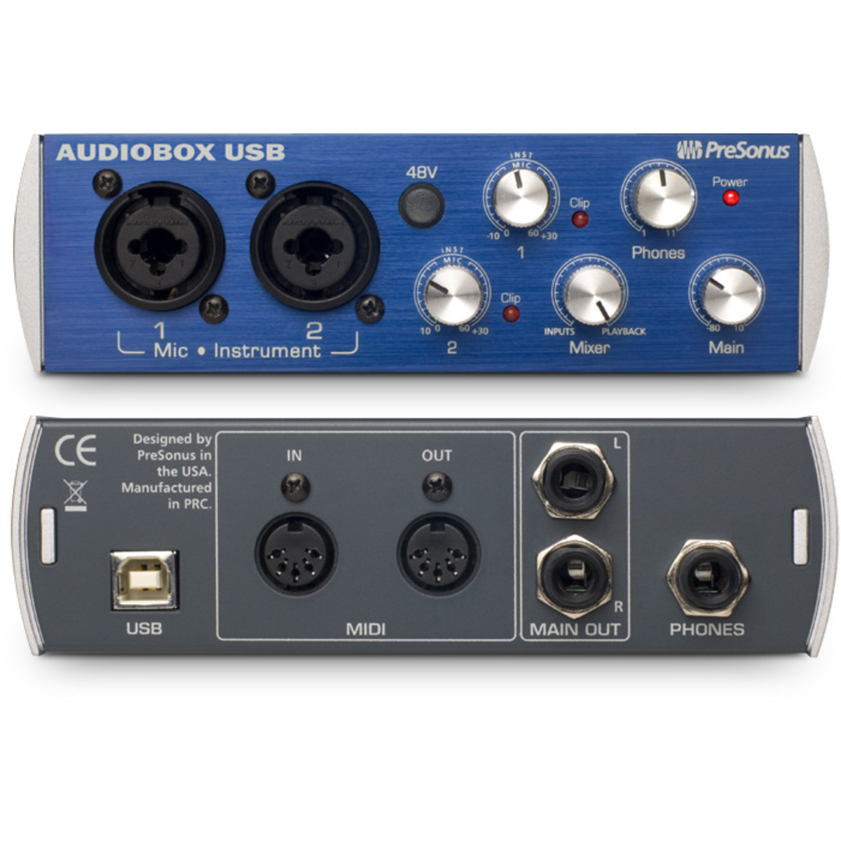 PRESONUS USB AUDIOBOX DRIVERS DOWNLOAD