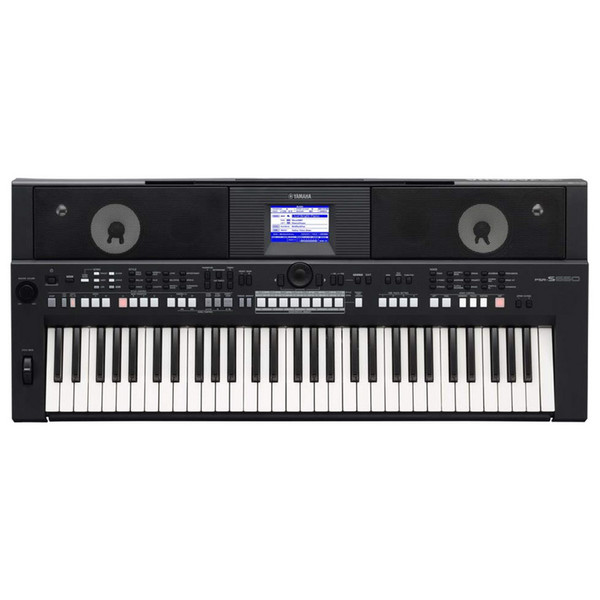 Yamaha PSR-S650 Portable Keyboard